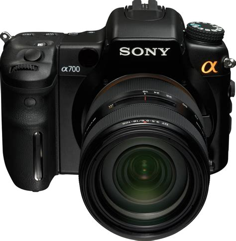 Kamera Dslr Sony A700 look sony a700 dslr holy flurcking schnit wired