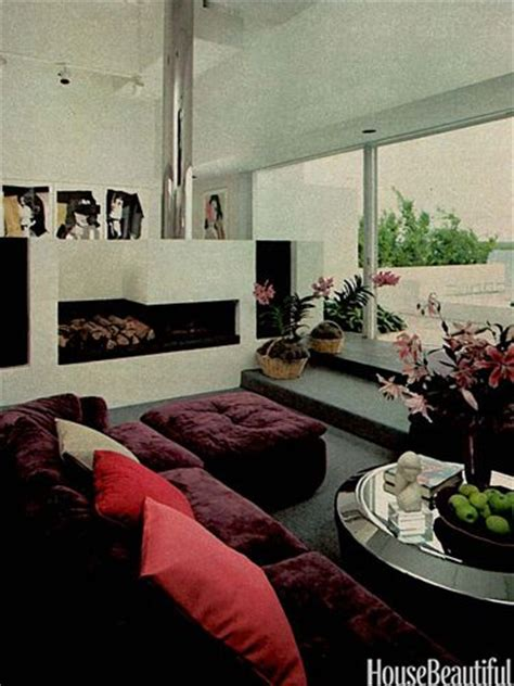 home decor trends 1980s beautiful red and blue and fireplaces on pinterest