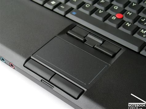 Touchpad Lenovo review update lenovo thinkpad w500 notebook notebookcheck net reviews