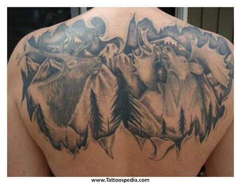 hunting tattoos for couples tattoos 3