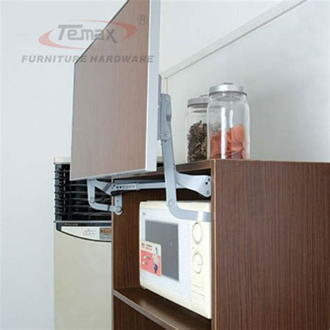 lift hinges for kitchen cabinets temax lift up door cabinet support buy cabinet support