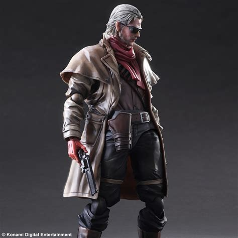 Play Arts Metal Gear Solid V The Phantom New Misb metal gear solid v the phantom play arts ocelot square enix store