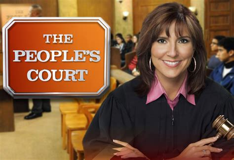 To Host Court Tv Show by Free Tickets To The Peoples Court Tv Show