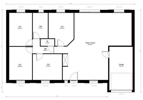 Modele Plan Maison
