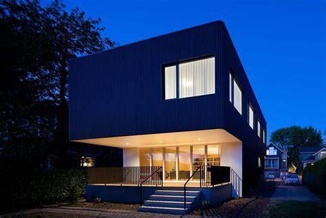 marvelous modern residence designed  luminous interior