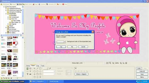 tutorial membuat id card otaku indonesia tutorial cara membuat timeline cover indonesian languange