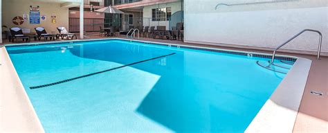 does the comfort inn have a pool santa monica hotel with pool comfort inn santa monica