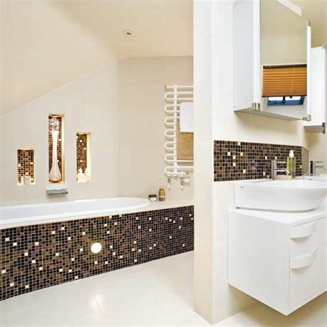 mosaic tile bathroom ideas hallway feature wall ideas mosaic tile bathroom ideas bathroom tile ideas for small bathrooms