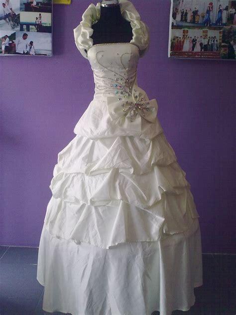 Jual Baju gaun dan jas pernikahan diianduduts