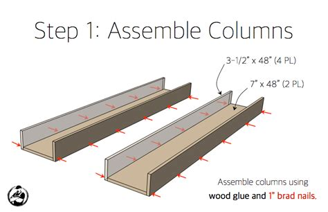 how to build a fireplace surround for a faux fireplace mantel surround 187 rogue engineer