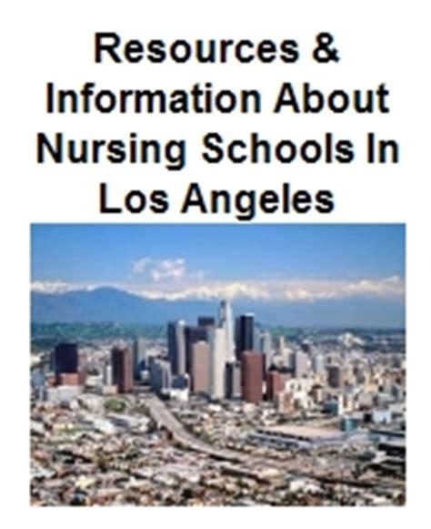 Nursing Programs In California - nursing schools in los angeles ca a guide to la nursing