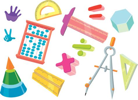 clipart matematica mathematics clipart math equipment pencil and in color