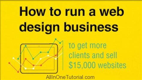 run web layout not working how to run a web design business sell 15 000 websites