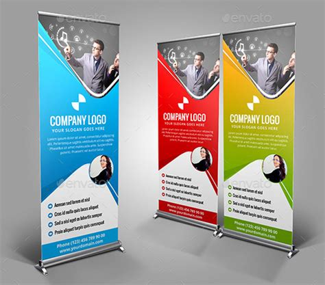 banner layout design inspiration creative roll up banner roll up banner inspiration