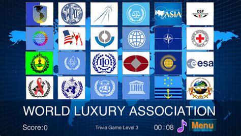 Why International Organization image gallery organization logos and names