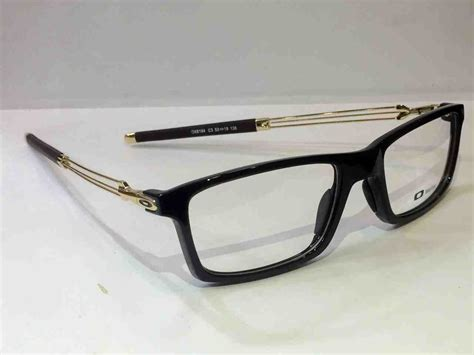 Frame Kacamata Crosslink Zero Hitam Kacamata Pria Kacamata Sport jual frame kacamata oakley 3 baru eyewear terbaru murah