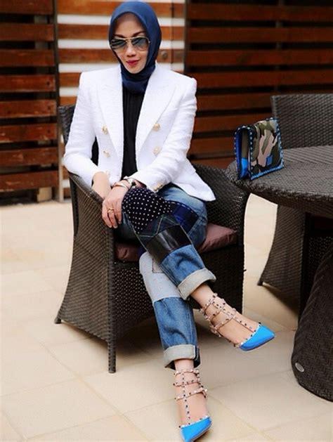 Kacamata Gucci Prilly fashion muslim si sosialita nyentrik foto 5 co id