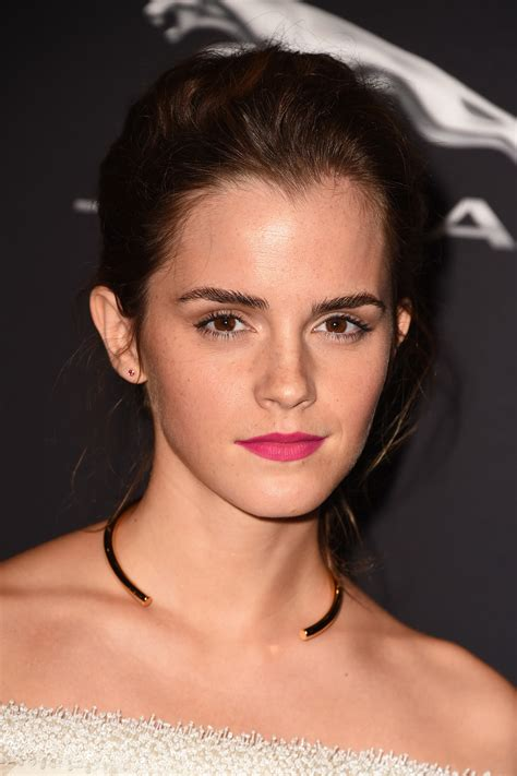 The Beauty Evolution of Emma Watson, from Bare-Faced