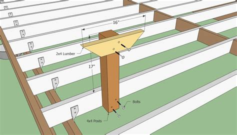 deck seat plans wooden decks decking deck