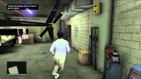 Gta 5 Grove Garage by Gta V Buzzard Attack Chopper Storage Grove