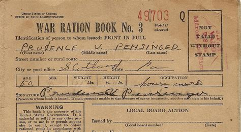 World Literature Book Review by Rooftop Reviews World War Two Ration Books