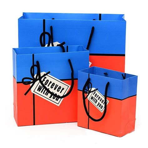 Letter Gift Bags Get Cheap Paper Tote Aliexpress Alibaba