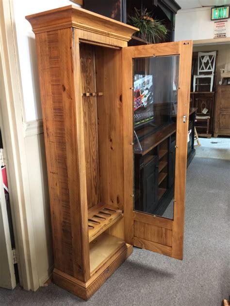 gun cabinet  pinhook  stock ph   wood furniture
