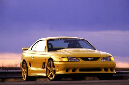 1998 saleen mustang s351 pictures, specifications, and