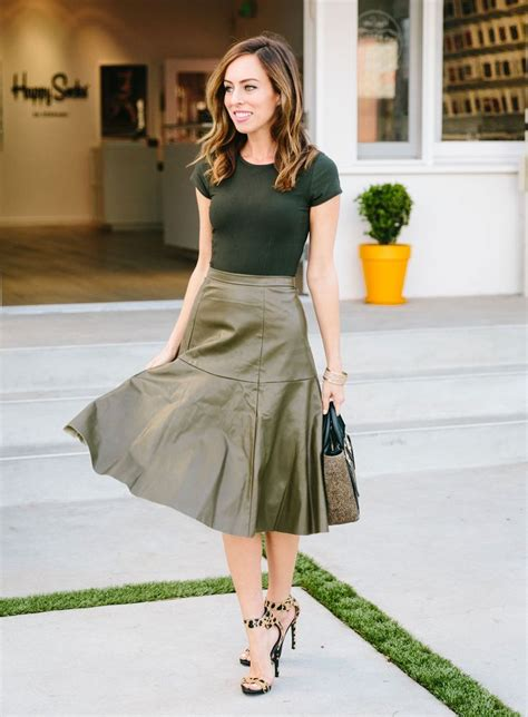 To Dresses Like Kirsten 25 And by Best 25 Leather Skirt Ideas On Black