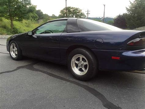 fourth generation 1998 ls1 chevrolet camaro for sale