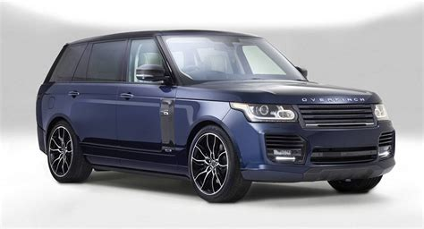 expensive range rover overfinch edition is as luxurious and