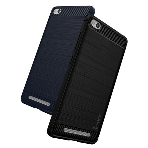 Carbon Ipaky Xiaomi Redmi 5a ipaky slim carbon cover tpu for xiaomi redmi