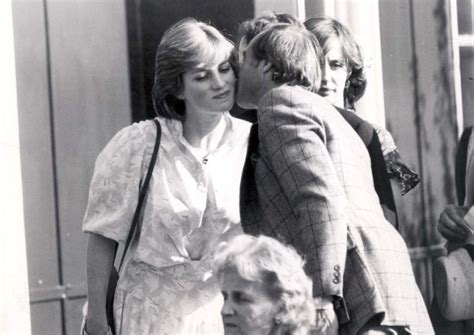 If Diane Bought A Friend A Book by Princess Diana Photographed Alongside An Etonian