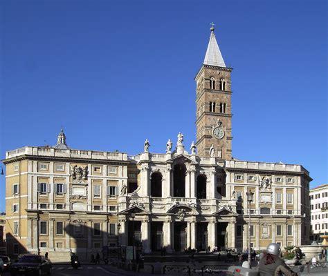 mauer umbra liste der basiliken in italien