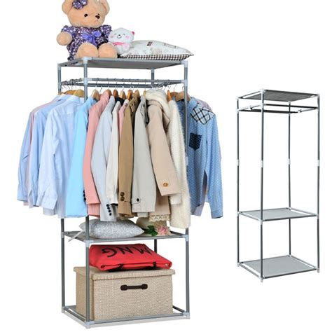Bedroom Jacket Hanger Fashion Portable Stainless Steel Clothes Hanger Organizer