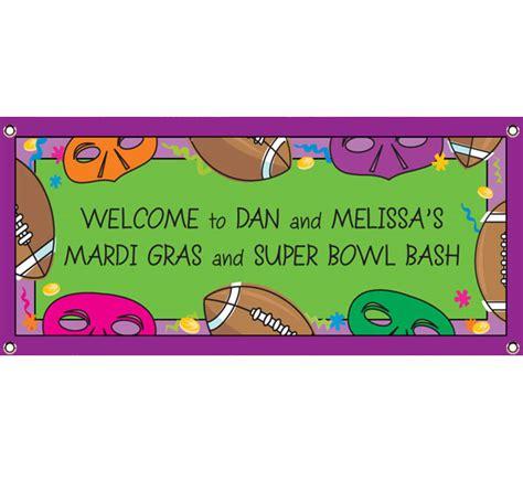 printable mardi gras banner mardi gras theme super bowl banner