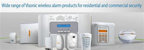 visonic wireless home security alarm systems powermaster