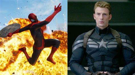 film marvel gagal spider man dan captain america akan til di satu