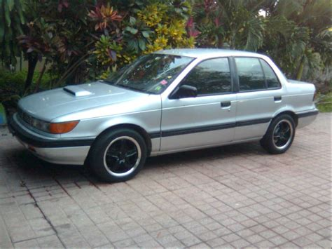mitsubishi mirage 1990 1990 mitsubishi mirage information and photos momentcar