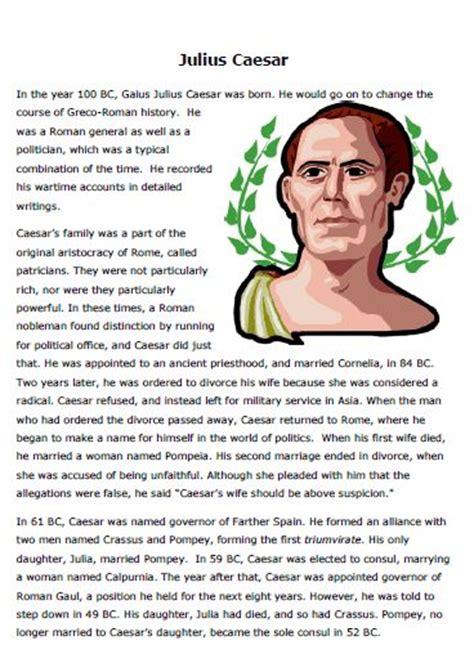 julius caesar biography for students julius caesar cleopatra and alexander the great