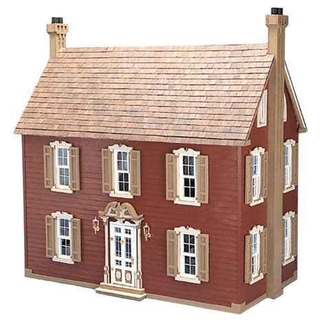 Dollhouse Plan Traditional 25 unique wooden dollhouse kits ideas on