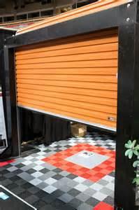 Garage Door Opener For Roll Up Door Residential Roll Up Garage Doors Contemporary Garage