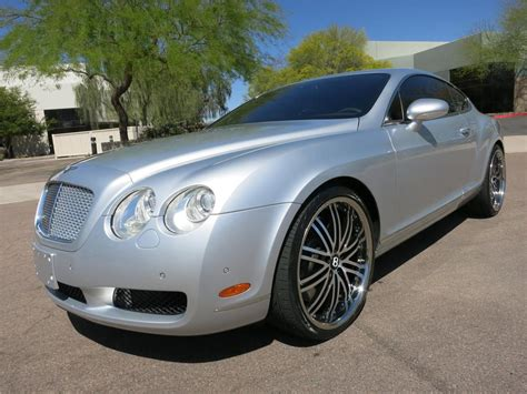 bentley 2 door 2005 bentley continental gt 2 door coupe 170964