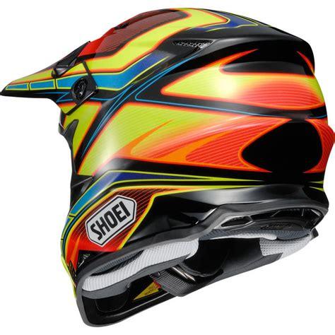 shoei motocross helmet shoei vfx w capacitor motocross helmet ghostbikes com
