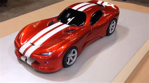 2020 Dodge Viper by 2020 Viper Concept Unveiled