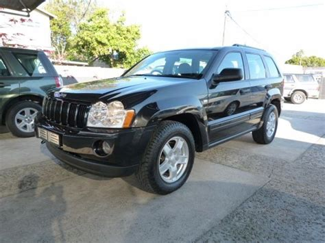 V8 Jeep Grand Used Jeep Grand 4 7 V8 Laredo For Sale In Western