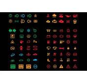 Symbole Tableau De Bord Voiture  Autocarswallpaperco