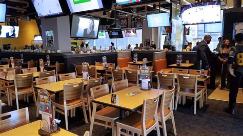 buffalo wild wings floor plan first buffalo wild wings in dc now open on half street