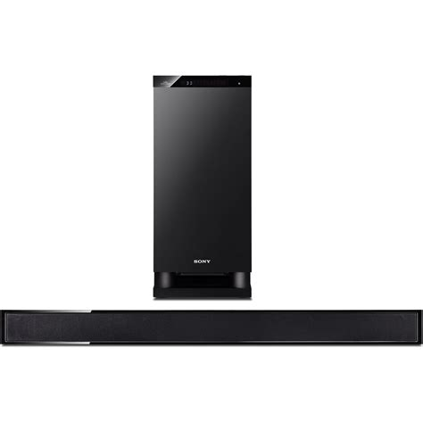 sony ht ct150 3 1 channel home theater system htct150 b h