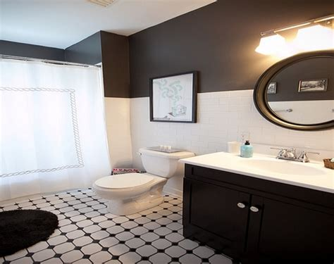 black and white tile bathroom paint color cheap wall light wall for office business office wall